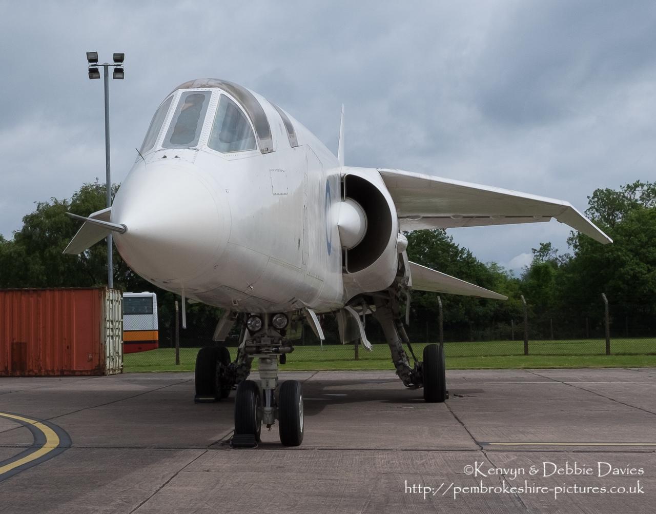 The British Aircraft Corporation Tsr 2