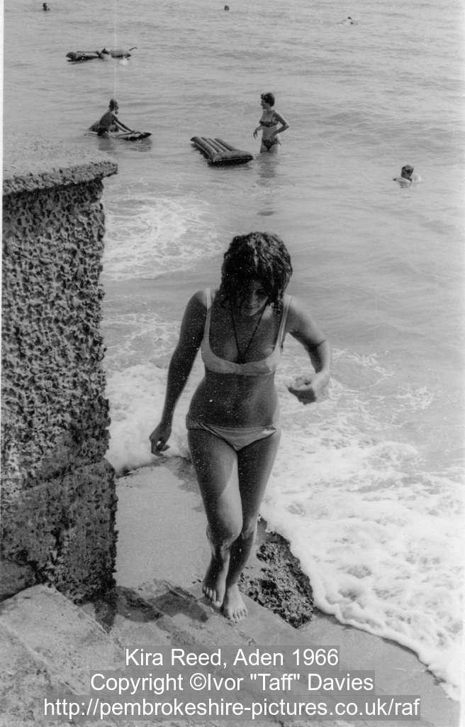Kira Reed, Aden 1966