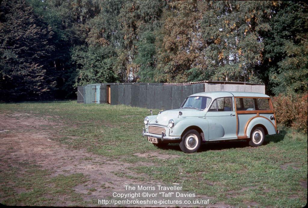 The Morris Traveller