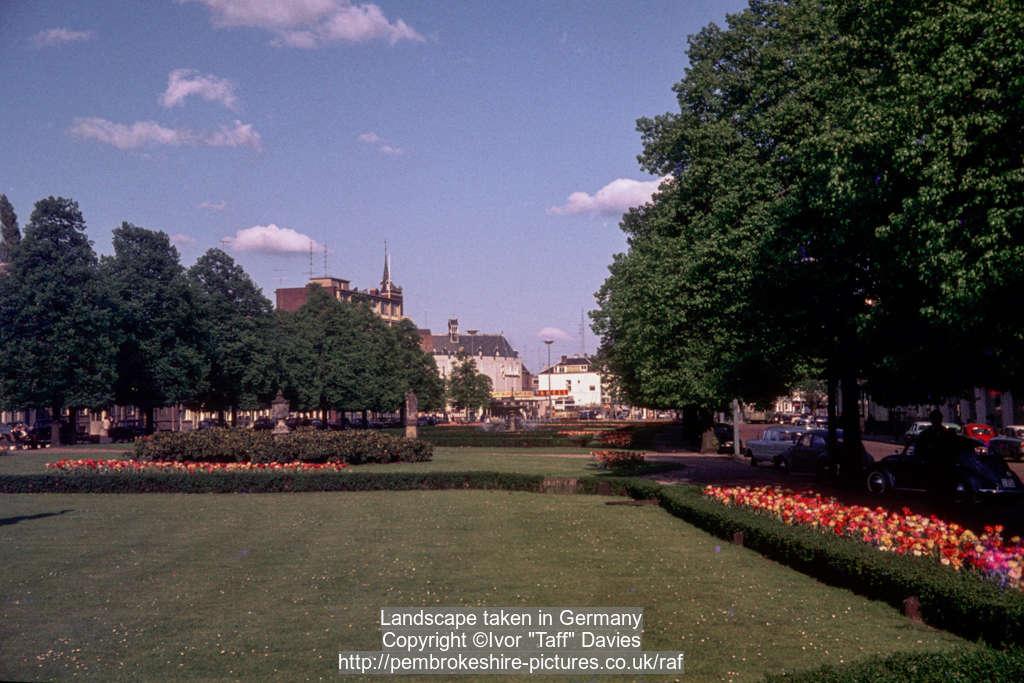 Landscape taken in Germany