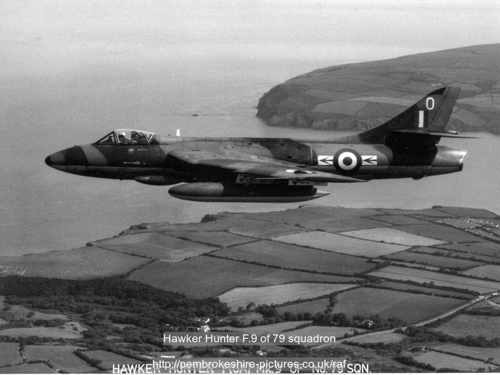 Hawker Hunter F.9