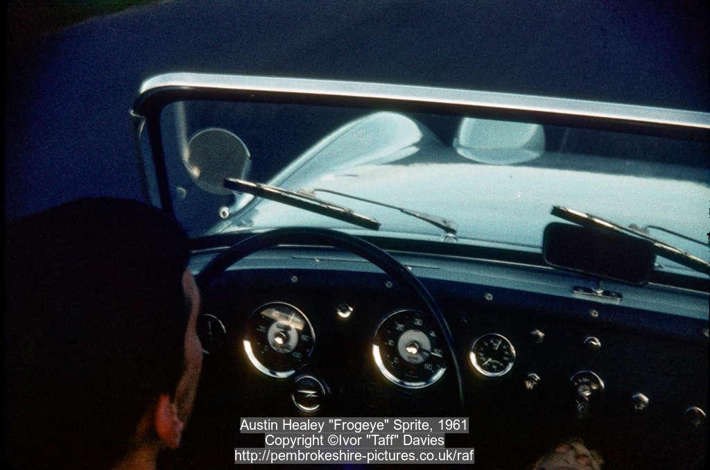 "Austin Healey ""Frogeye"" Sprite, 1961"