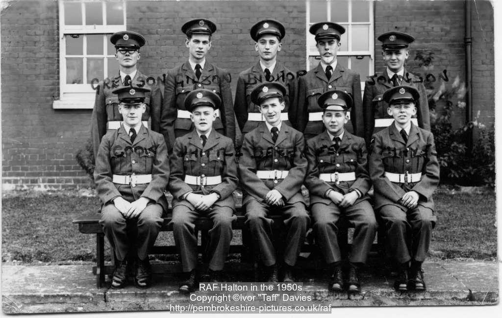 RAF Halton in the 1950s