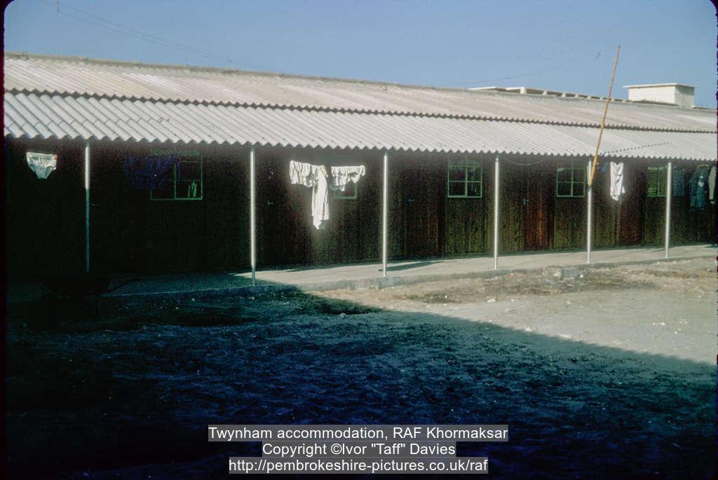Twynham accommodation, RAF Khormaksar