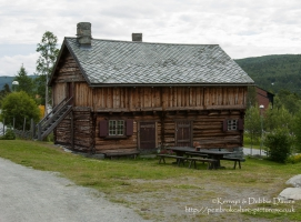 Hol Bygdemuseum in Geilo, Norway