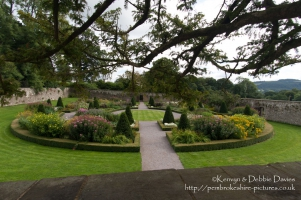 Aberglasney House and Gardens