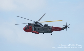 Westland Sea King HAS1 XV661 at Wales National Air Show, 2015