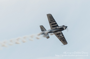 Gerald Cooper Aerobatic Display at Wales National Air Show 2013