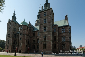 Rosenborg Castle (Danish: Rosenborg Slot) is a renaissance castle located in Copenhagen built in the 17th century by Christian IV.
