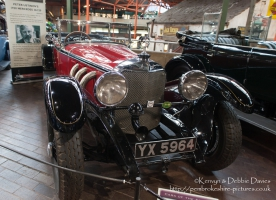 The National Motor Museum, Beaulieu
