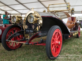 Chitty Chitty Bang Bang at CarFest 2013