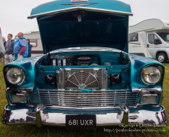 Chevrolet Bel Air at CarFest 2013