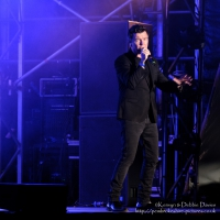Rick Astley at CarFest 2017