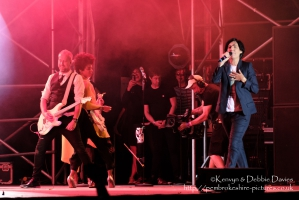 Sharleen Spiteri at CarFest 2017