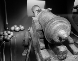 Cannon from the Mary Rose