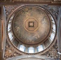 Royal Naval College Chapel, University of Greenwich, London