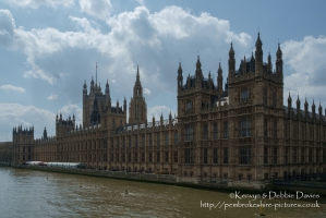 The Palace of Westminster 2013