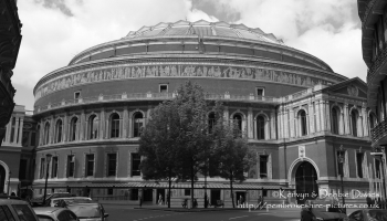 The Royal Albert Hall, London 2014