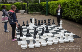 A Game of Chess, London 2015