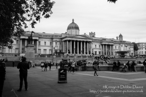 The National Gallery, London, May 2015