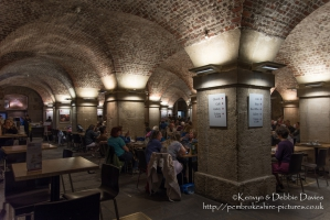 St. Martin-in-the-Fields Crypt