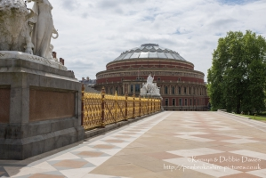 The Royal Albert Hall, London, May 2015