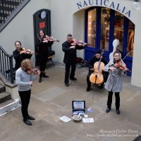 ZHL String Ensemble in Covent Garden