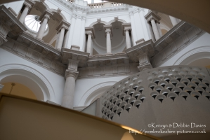 Inside the Tate Britain