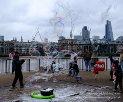 Bubbles in London