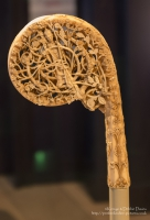 Head of a Crosier (1375-1400) at The Victoria & Albert Museum