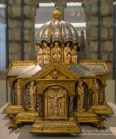 Tabernacle, about 1180 at The Victoria & Albert Museum