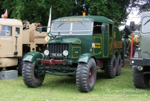 Abergavenny Steam, Veteran & Vintage Rally