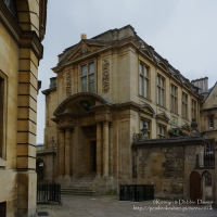 The Museum of the History of Science, Oxford