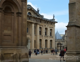 The Clarendon Building, Oxford