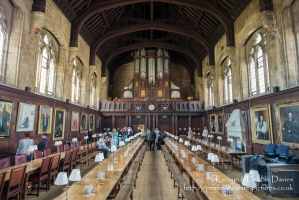 Great Hall in Balliol College, Oxford