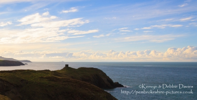 Abereiddy in North Pembrokeshire