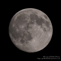 The Moon, 30/06/2015