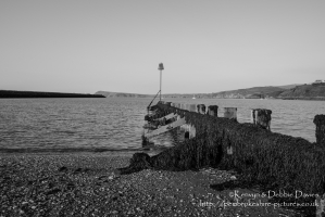 Goodwick on a summer evening