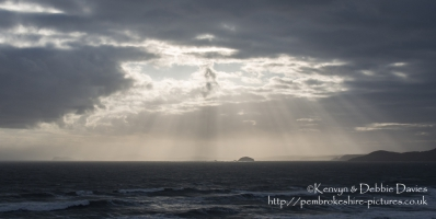 Stormy Weather in Pembrokeshire