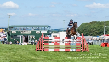 Pembrokeshire County Show 2005