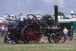 Camrose Vintage Working Day 1993