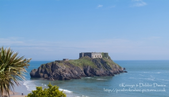 St. Catherine's Fort, Tenby
