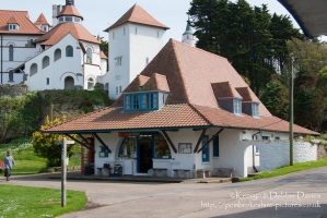 Caldey Island Post Office