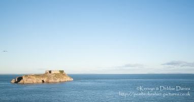 St. Catherine's Fort in Tenby was built in 1867 to prevent Tenby being used as ...
