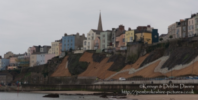 Tenby in February