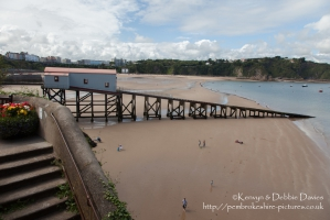 Tenby, The Old Lifeboat station in Tenby
