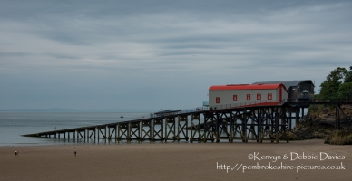 Old & New Lifeboat stations