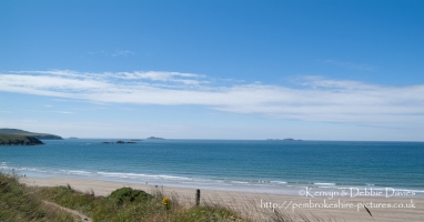 Whitesands, Pembrokeshire