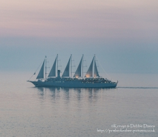 The Windstar Cruises Wind Surf