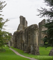 Glastonbury Abbey Ruins